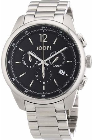 JOOP! Joop Observer Men's Quartz Watch with Dial Chronograph Display and Stainless Steel Bracelet JP101171F08