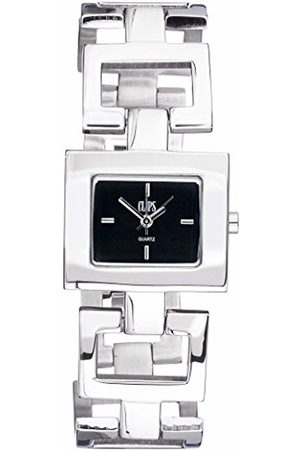 CLIPS Women's Quartz Watch with Dial and Metal Strap 553-2003-48