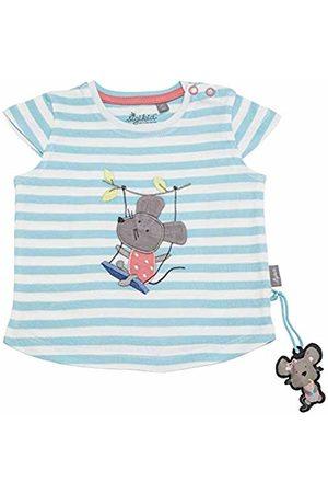 sigikid Girls' T-Shirt, Baby Aquatic 565