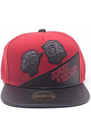 Marvel Comics Ant-Man & The Wasp Rubber Patch Snapback Baseball Cap, Multi-Colour (SB532055ANW)