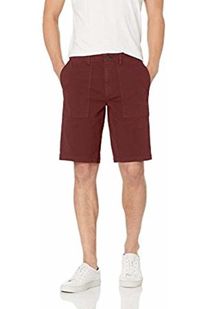 Goodthreads Men's Standard 11 Inch Inseam Porkchop Pocket Stretch Canvas Short