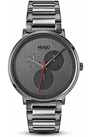 HUGO BOSS Mens Multi dial Quartz Watch with Stainless Steel Strap 1530012