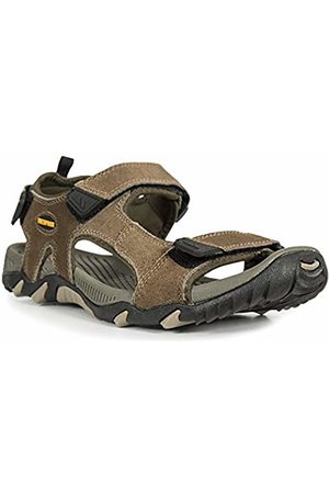 Trespass Belay, Dark Sand, 46, Sandal for Men, UK Size 12