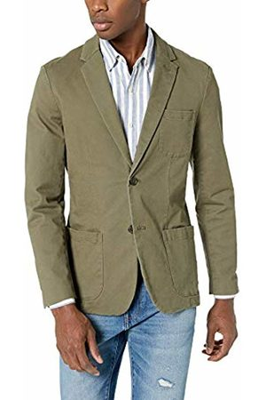 Goodthreads Men's Standard Slim-Fit Stretch Twill Blazer