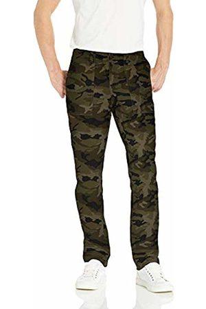 Goodthreads Men's Standard Athletic-Fit Porkchop Pocket Stretch Canvas trouser