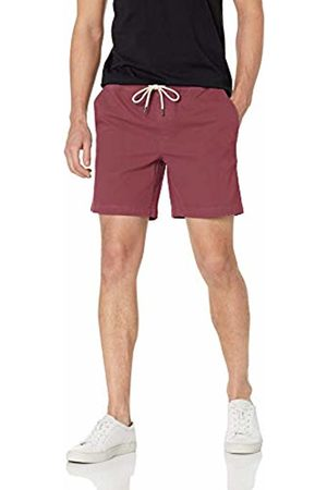 Goodthreads Men's Standard 7 Inch Inseam Pull-On Stretch Canvas Short