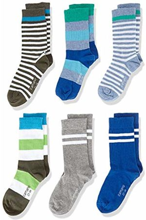 Camano Girl's 1106012000 Calf Socks, 31-34