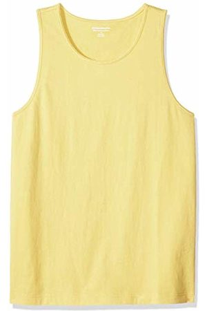 Amazon Slim-fit Solid Tank Top T-Shirt
