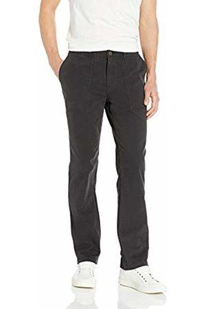 Goodthreads Men's Standard Straight-Fit Porkchop Pocket Stretch Canvas trouser