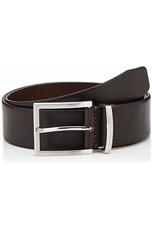 HUGO BOSS Men's Buddy Belt, (Dark 202)