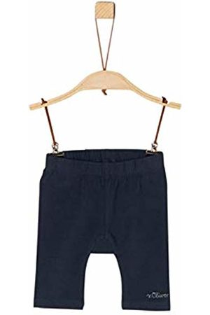 s.Oliver Baby Girls' 59.906.75.5015 Short, (Dark 5834)