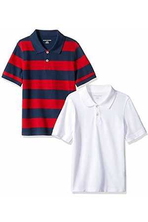 Amazon 2-Pack Uniform Pique Polo Shirt