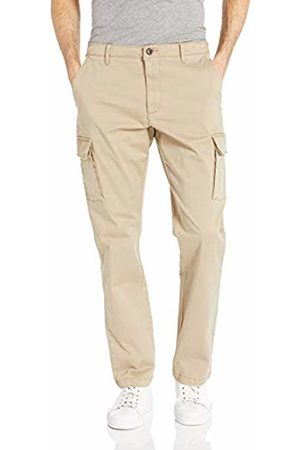 Goodthreads Men Cargo Trousers - Men's Standard Athletic-Fit Vintage Cargo trouser