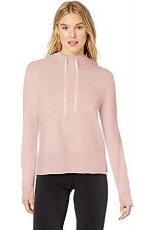 Amazon Studio Terry Long-Sleeve Convertible Hood Shirt Lotus