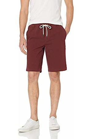 Goodthreads Men's Standard 11 Inch Inseam Pull-On Stretch Canvas Short