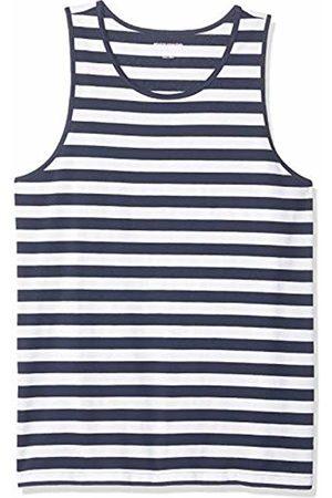 Amazon Slim-fit Stripe Tank Top T-Shirt