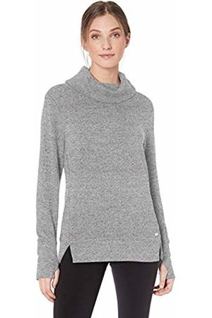 Amazon Studio Terry Long-Sleeve Funnel-Neck Sweatshirt Shirt