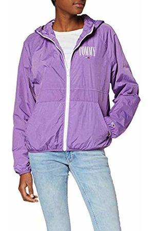 Tommy Hilfiger Women's Tjw Garment Dye Hooded Zipthru Jacket