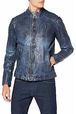 Freaky Nation Men's Bizcaya Jacket, (SkyBlue/ 5962)