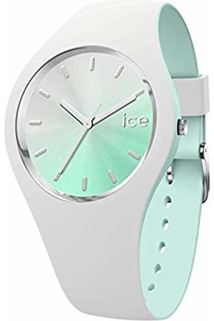 8628d16db04a6 Ice-Watch ICE duo chic White aqua - Women's wristwatch with silicon strap -  016984 .
