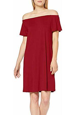 Street one Women's 142466 Dress, (Wine 11817)