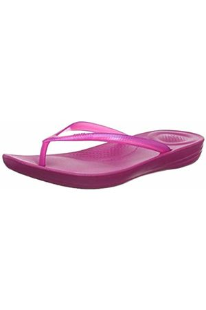 Fitflop Women's IQUSHION FLIP Flop - Pearlised Psychedelic 666