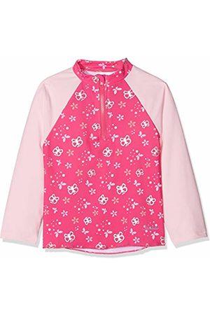Sterntaler Baby Shirts - Baby Girls' Camiseta De Natación Manga Larga Swim Shirt