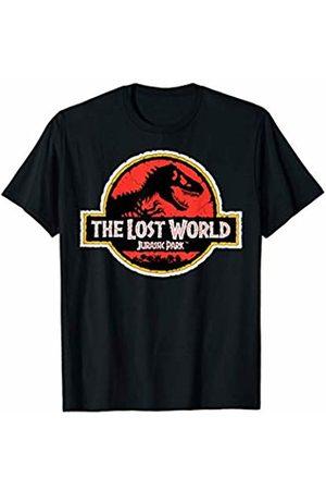 Jurassic Park The Lost World Movie Logo T-Shirt