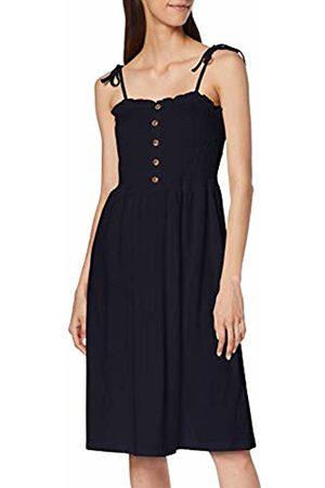 Vero Moda Women Nightdresses & Shirts - Women's Vmaria Sl Blk Dress Night Sky