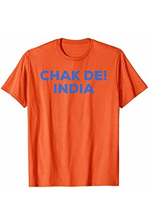 Go For It India Cricket T Shirt CHAK DE INDIA Go For It India Shirt