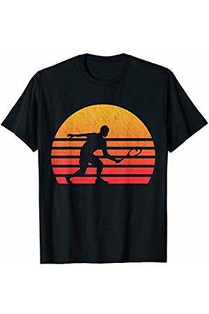 Classic Vintage Retro T-Shirts Vintage Retro Sunset Squash T-Shirt
