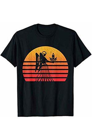 Classic Vintage Retro T-Shirts Women T-shirts - Vintage Retro Sunset Virgo T-Shirt
