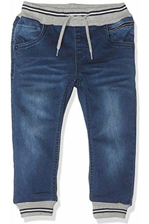 Name it Baby Boys' Nmmbob Dnmtajake 2233 Pant Noos Trouser, Medium Denim