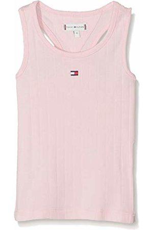 Tommy Hilfiger Baby Girls' Solid Wide Rib Vest