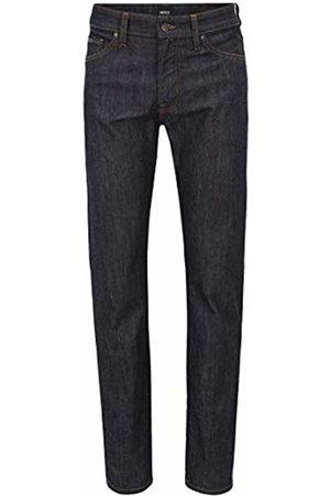 HUGO BOSS Men's Maine Bc-c Straight Jeans, Dark 408