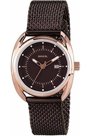 Breil Women's Analogue Quartz Watch with Stainless Steel Strap TW1637