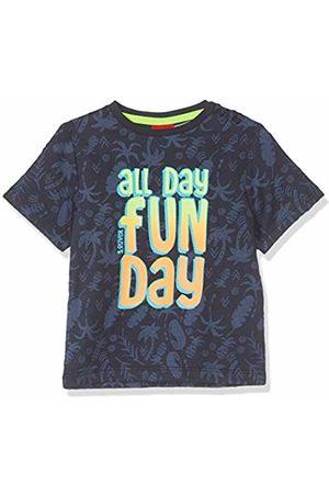 s.Oliver Baby Boys' 59.906.32.5724 T-Shirt, (Dark AOP 58a2)