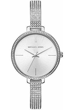Michael Kors Women's Analogue Quartz Watch with Stainless Steel Strap MK3783