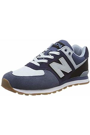 New Balance Unisex Kids 574 Low-Top Trainers