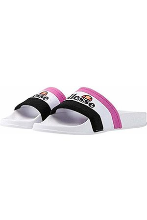 Ellesse Women's Borgaro Open Toe Sandals, / /Super Blk/Whte/SPR