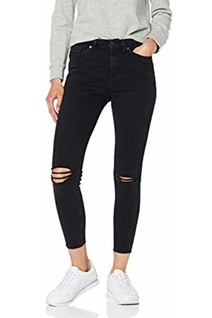 New Look Women's Lift and Shape Ripped Skinny Jeans