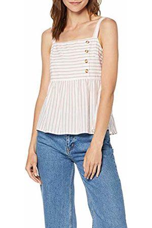 Vero Moda Women's Vmcoco Stripy Singlet Top WVN Vest