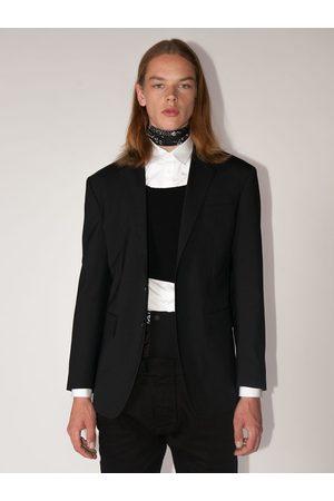 Dsquared2 Men Winter Jackets - New York Wool Blend Jacket