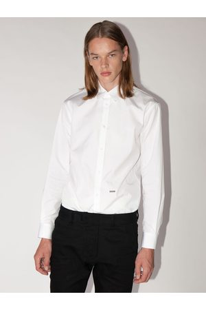 Dsquared2 Relaxed Dan Cotton Shirt