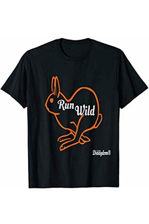 Running Training Gym Sports T Shirt Diddydom Tops Sport Shirt Mens Womens Kids T Shirt Run Wild Top