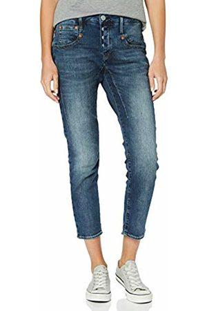 Herrlicher Women's Shyra Cropped Jogg Denim Slim Jeans