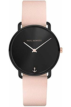 Paul Hewitt Womens Analogue Quartz Watch with Leather Strap PH-M-B-BS-30S