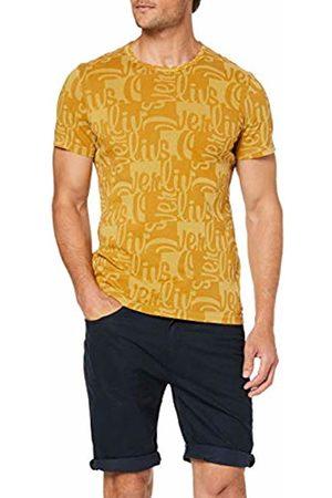 s.Oliver Men's 20.906.32.4419 T-Shirt, Friend 14a1