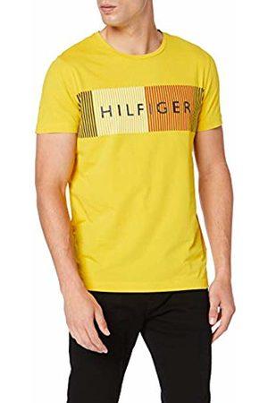 Tommy Hilfiger Men's Corp Merge Tee Sport Top