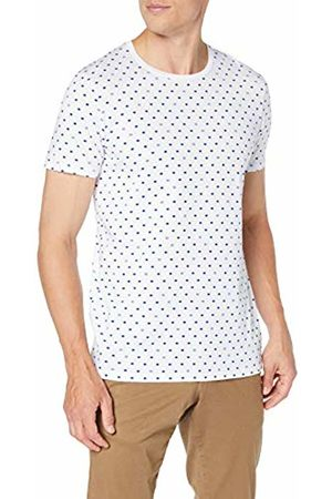 Scotch&Soda Men's Allover Printed Tee Casual Shirt
